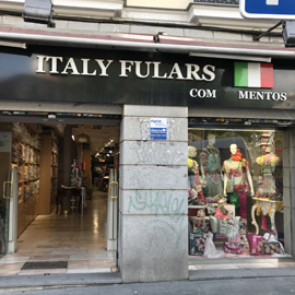 Italy Fulars , fachada