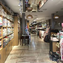 Italy Fulars, tienda